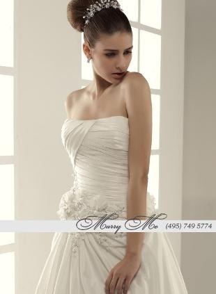 Бальные платья коллекции свадебных платьев 2012.
