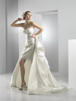 Свадебные платья Te004